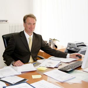 Steuerberater Peter Hessenthaler